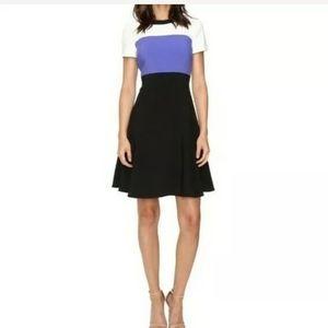 Kate Spade Colorblock Crepe Flip Dress Jazz Things